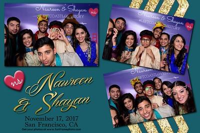 Naureen & Shayan Wedding