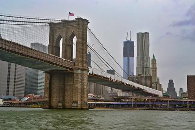 Cruise on Hudson/NY - June 2012