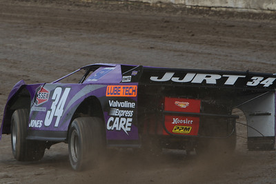 South Buxton Raceway, Merlin, ON, May 9, 2015