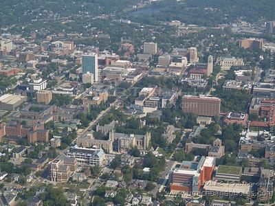 Ann Arbor & M Campus - August 2010