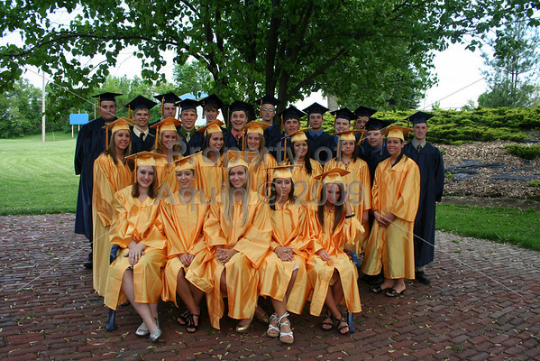 baccalaureate and honors ceremony . 5.21.09