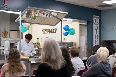 Auburn School Lunch Staff Training