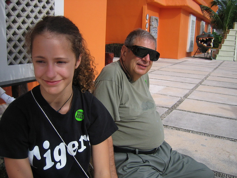 Costa Maya - Friday, Dec 29, 2006, Day 7