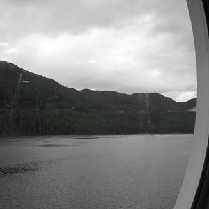Inside Passage BC May 2014
