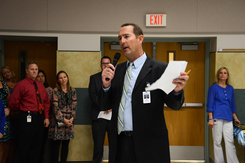 Brad Mansfield, senior executive director of Student Services, shares how Leander ISD has received the No Place for Hate distinction as a district, by receiving this distinction at each campus and the district central office.