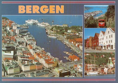 Norway With Ships