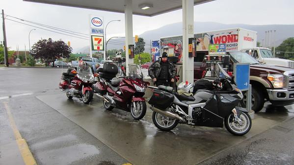 Jul 3-8, 2012 Oregon, Idaho & Montana