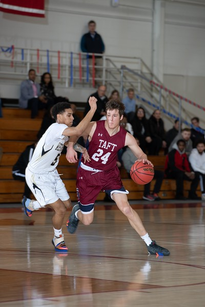 2/23/19: Boys' Varsity Basketball v Westminster