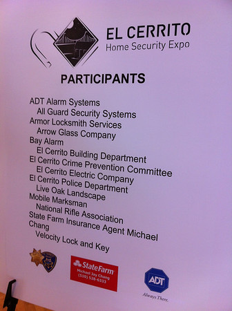 EC Home Security Expo, June 1, 2013