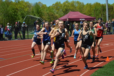 Girls 1600m Run
