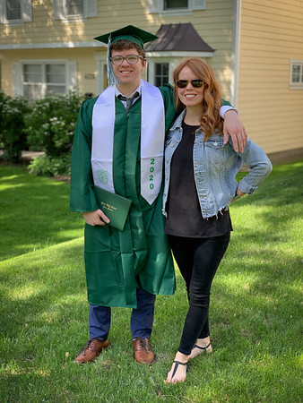 Liam's Grad