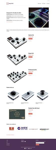 FireShot Capture 117 - Palette Gear Store - a modular control surf_ - https___store.palettegear.com_.jpg