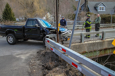 3-18-19 MVA With Injuries, Sprout Brook Road