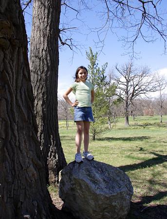 Morton Arboretum - April 15, 2006