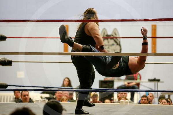 Live Pro Wrestling presented by KL Swamp Donkeys.