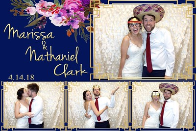 Marissa & Nathaniel Clark Wedding