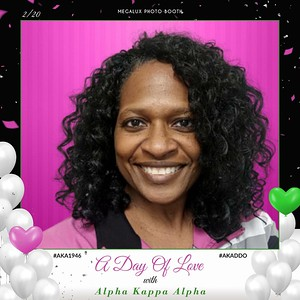 AKA Event - A Day of Love 02-20-21