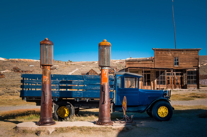 Bodie Shell Station