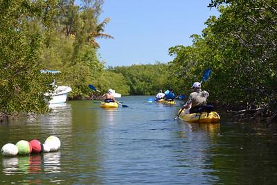 Stock Island Kayaking/Key West/FL - Mar., 2013
