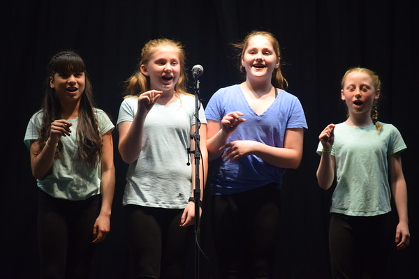 Plum City Elementary Talent Show, May 10th, 2019