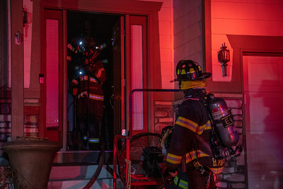 Tack Drive House Fire