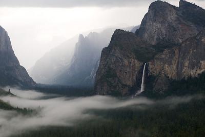 Yosemite and Mono Lake