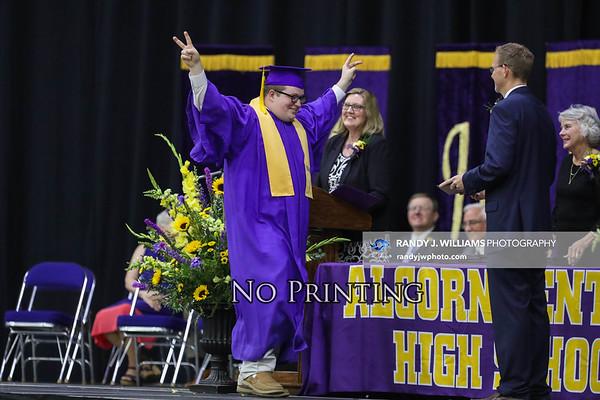 Alcorn Central's Graduation