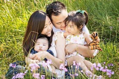 Yu Family 2020