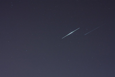 Iridium Flare Photos
