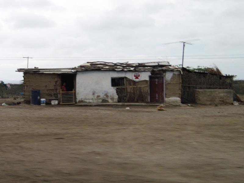 Roadside Home