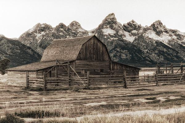 Grand Teton and Yellowstone NP