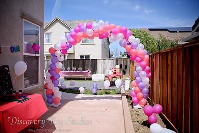 Emaanat's 1st Birthday Party 3-31-18