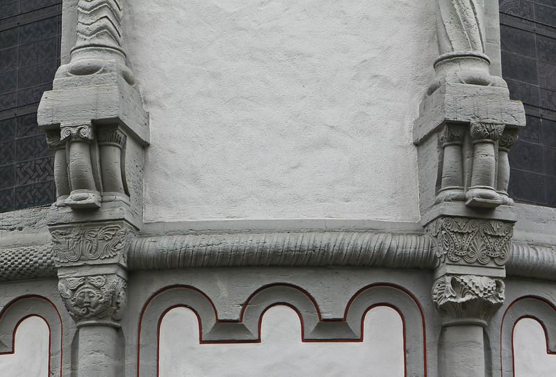 Goslar. Neuwerkkirche: Chordetail