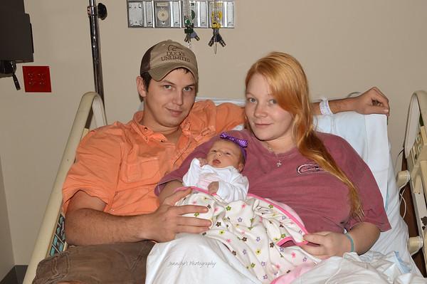 Jaycee's Birth