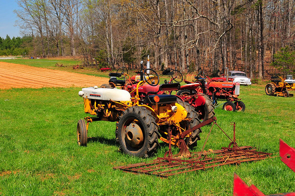Tractor Events