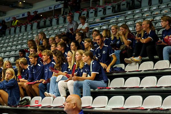 SønderjyskE vs Aalborg Håndbold. 02.09.2021