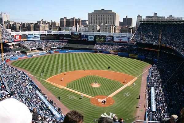 Yankee Stadium_Final Season April 5 2008