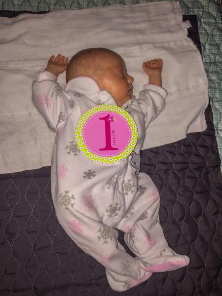 1 Month Blythe