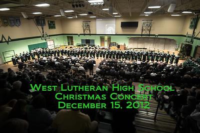 Christmas Concert 12-13-12