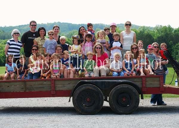 Taylor's Birthday Party on Chukkar Farm!