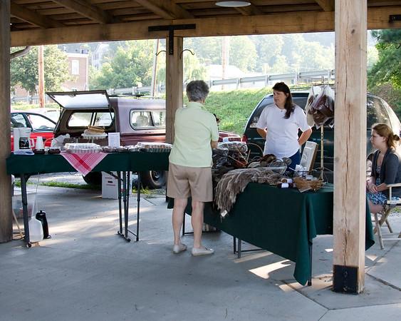Farmers' Market, July 2, 2011