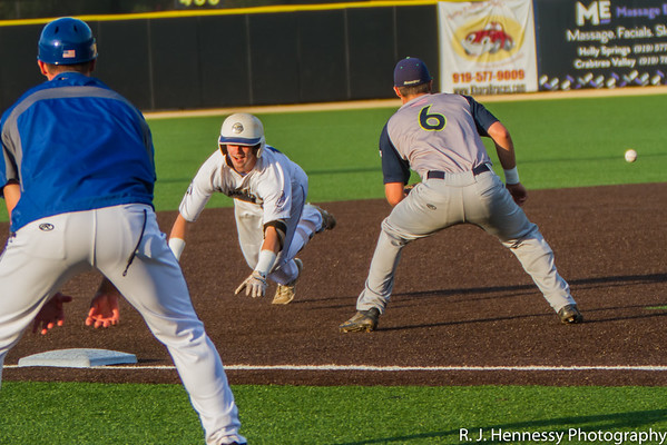Holly Springs Salamander Baseball 8.1.2016