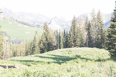 2017 07 July Albion Basin Neal Becky Pictures