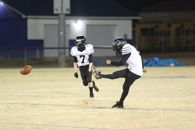Central Middle School vs. South Columbus football