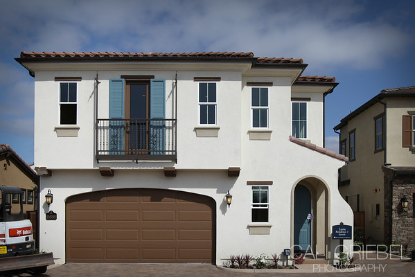 Prado at Del Sur Model Homes