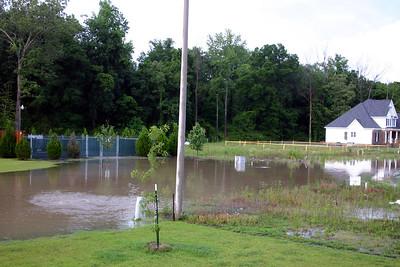 Cedar Ridge Flood - June 2006