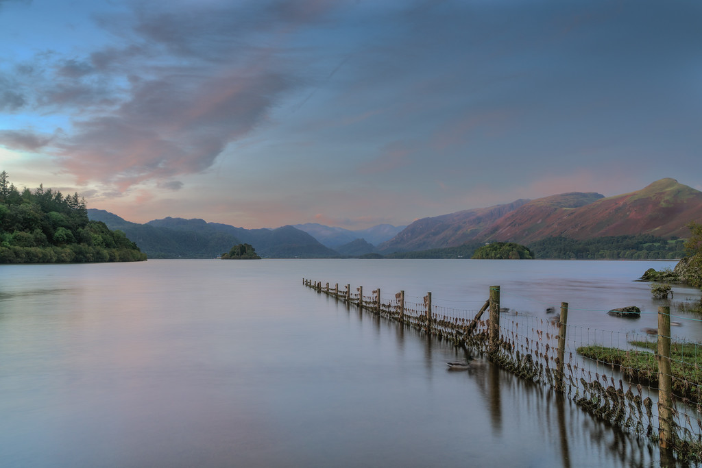 Lake District on a Quiet Morning