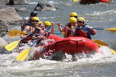 2013 Reunion - River Rafting