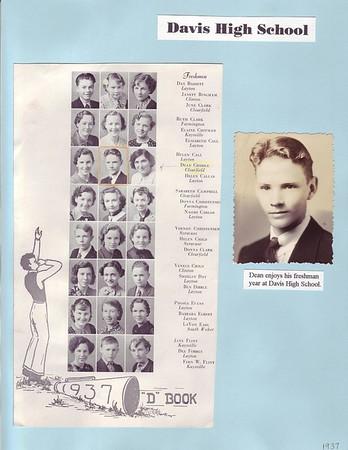 Photo Album of Dean's Life