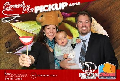11 19 2018 Joe Brooks Great Pie Pick-up